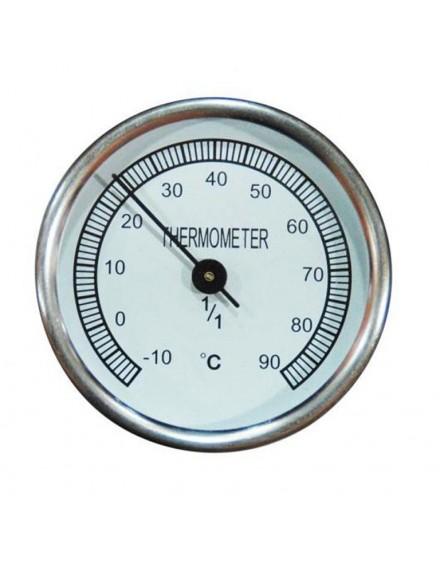 Termómetro para compostaje